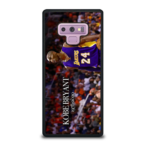 KOBE BRYANT LEGEND 2 Samsung Note 9 Case