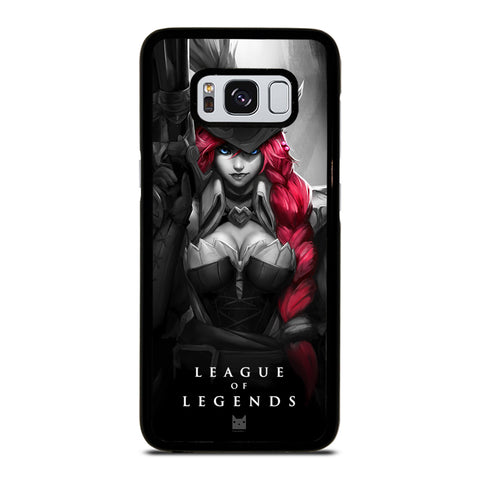 LEAGUE OF LEGENDS MISS FORTUNE Samsung S8 Case