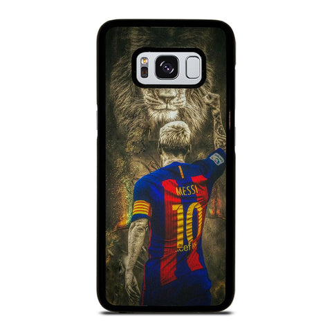 LEO MESSI 2 Samsung S8 Case