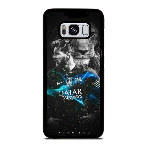 LEO MESSI 3 Samsung S8 Case