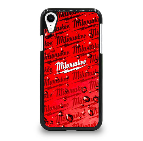 LOGO MILWAUKEE TOOL iPhone XR Case