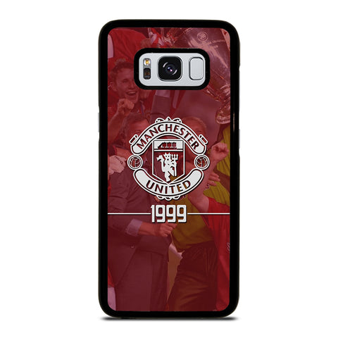 MANCHESTER UNITED 1999 Samsung S8 Case