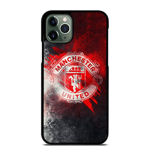 MANCHESTER UNITED iPhone 11 Pro Max Case