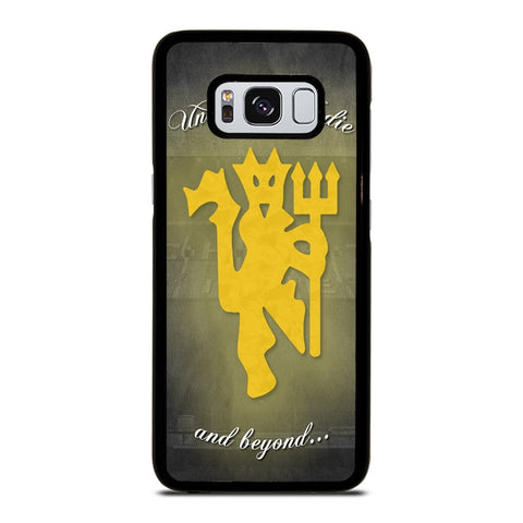 MANCHESTER UNITED ARMY Samsung S8 Case