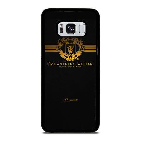 MANCHESTER UNITED GOLD Samsung S8 Case