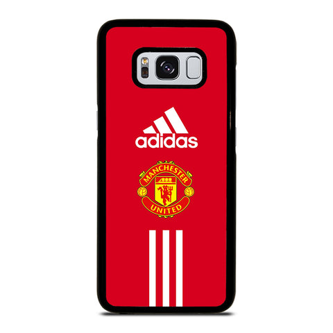 MANCHESTER UNITED RED Samsung S8 Case