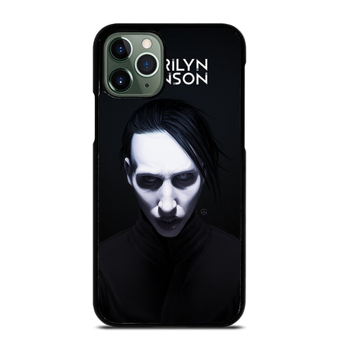 MARILYN MANSON iPhone 11 Pro Max Case