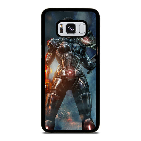 MASS EFFECT SHEPARD TOLD US Samsung S8 Case