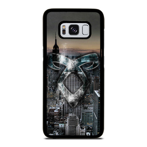 Marble Angelic Rune ShadowHunter Samsung S8 Case