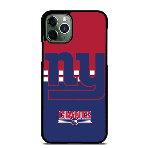 NEW YORK GIANTS 3 iPhone 11 Pro Max Case