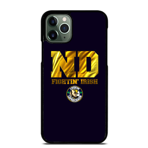 NOTRE DAME FIGHTING IRISH iPhone 11 Pro Max Case