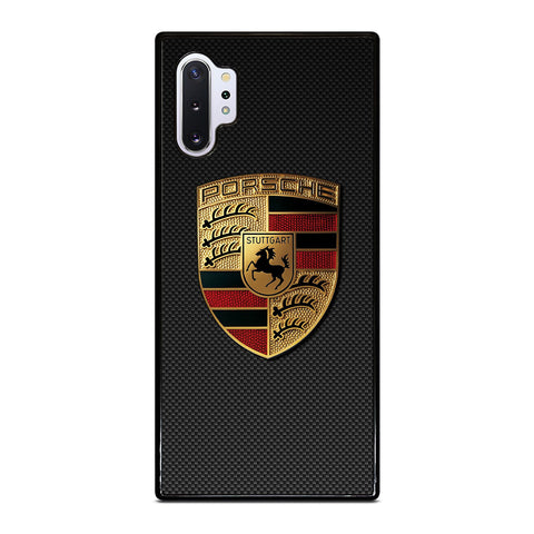 PORSCHE LOGO Samsung Note 10 Plus Case
