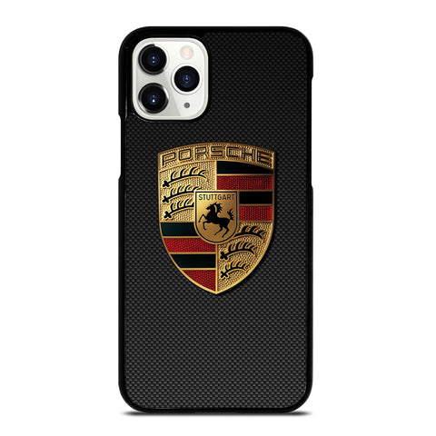 PORSCHE LOGO iPhone 11 Pro Case