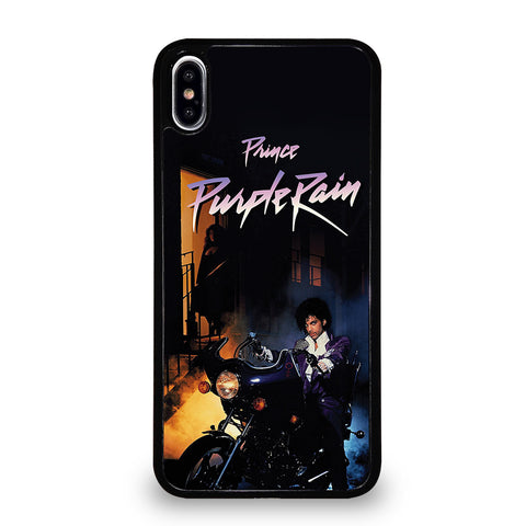 PRINCE PURPLE RAIN iPhone XS Max Case