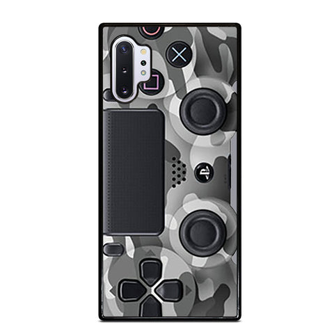 PS4 CONTROLLER PLAYSTATION CAMO Samsung Note 10 Plus Case
