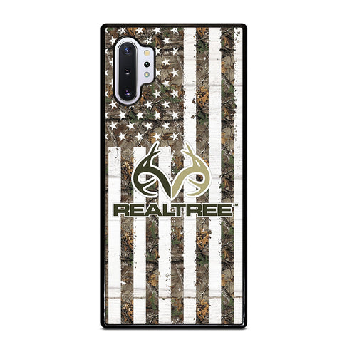 REALTREE CAMO 4 Samsung Note 10 Plus Case
