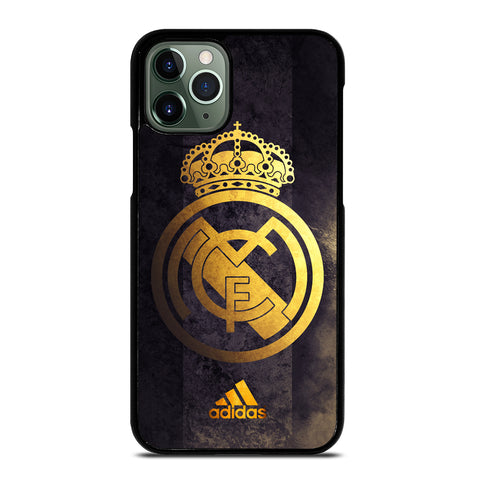 REAL MADRID GOLD iPhone Case