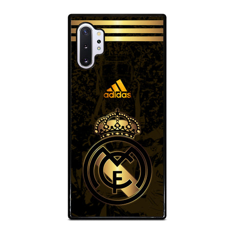 REAL MADRID GOLD LOGO #2 Samsung Note 10 Plus Case