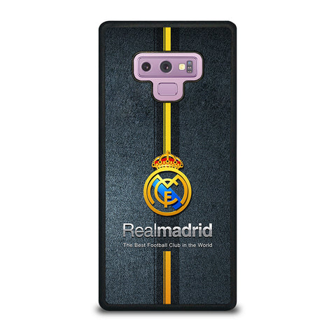 REAL MADRID SPAIN LOGO_2SAMSUNG Samsung Note 9 Case