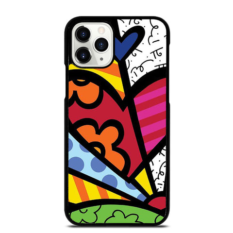 ROMERO BRITTO LOVE 1 iPhone 11 Pro Case