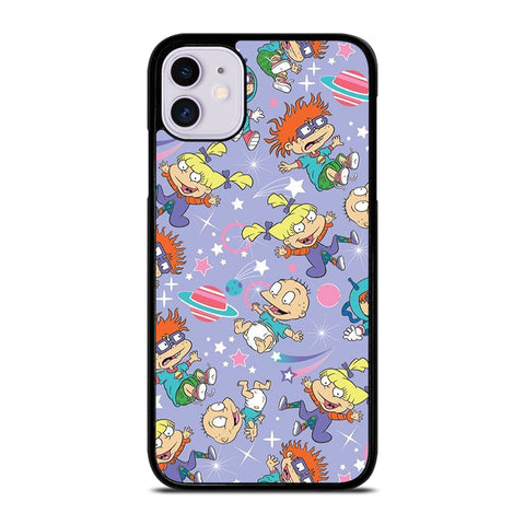 RUGRATS CARTOON 3 iPhone 11 Case