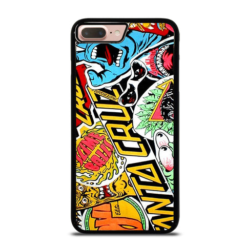 SANTA CRUZ SKATEBOARDS 2 iPhone 7 / 8 Case