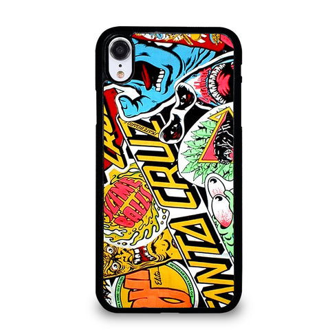 SANTA CRUZ SKATEBOARDS 2 iPhone XR Case