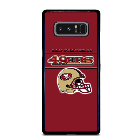 SAN FRANCISCO 49ERS 4 Samsung Note 8 Case