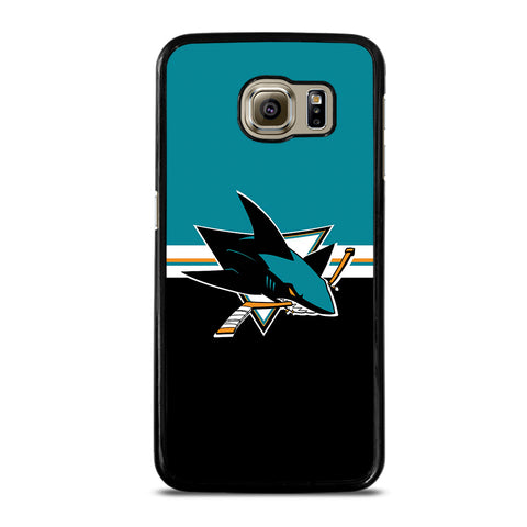 SAN JOSE SHARKS 2 Samsung S6 Case