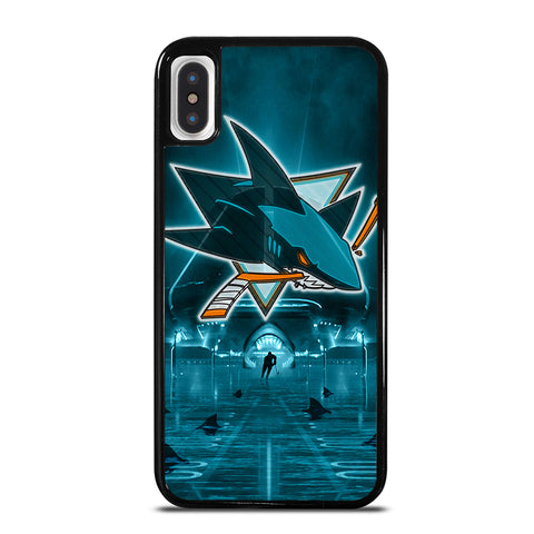 SAN JOSE SHARKS iPhone X / XS Case