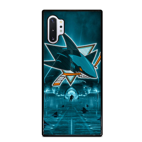 SAN JOSE SHARKS Samsung Note 10 Plus Case