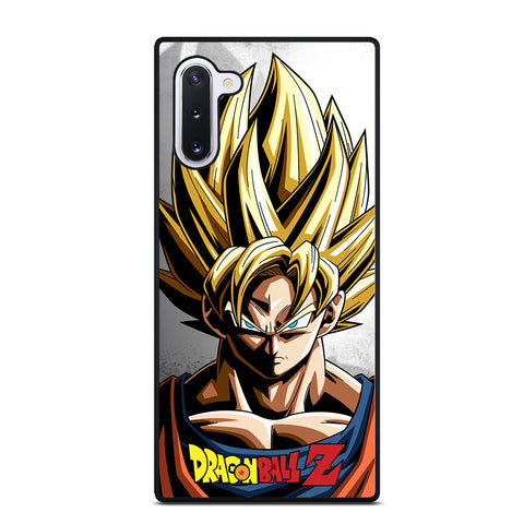 SON GOKU DRAGON BALL Z Samsung Note 10 Case