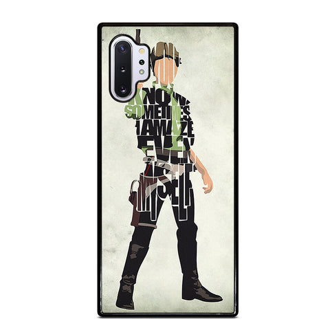 STAR WARS HAN SOLO Samsung Note 10 Plus Case