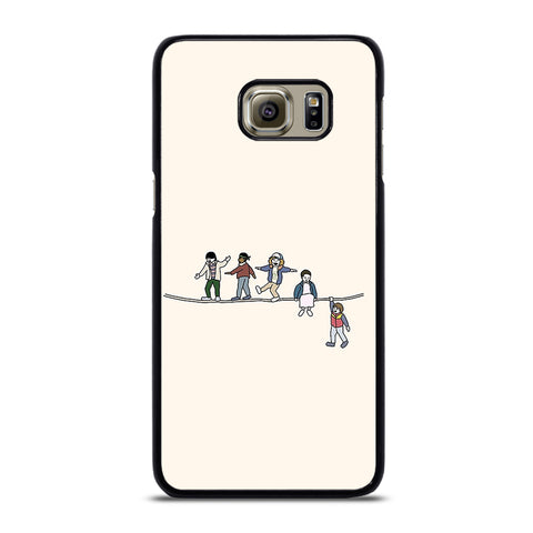 STRANGER THINGS THE ACROBATS AND THE FLEAS Samsung S6 Edge Plus Case