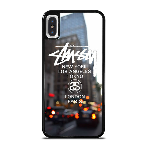 STUSSY COLLECTION iPhone X / XS Case