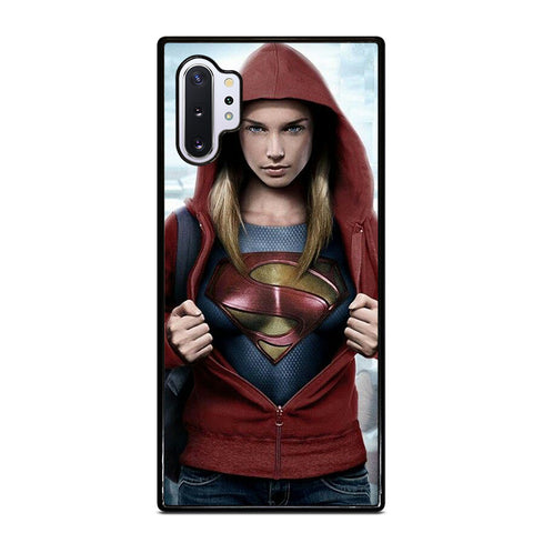 SUPERGIRL Samsung Note 10 Plus Case