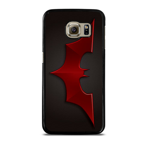 SUPERHERO LOGO BATMAN 2 Samsung S6 Case