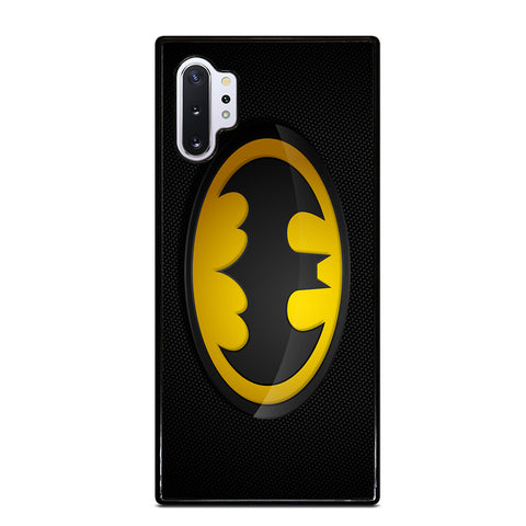 SUPERHERO LOGO BATMAN Samsung Note 10 Plus Case