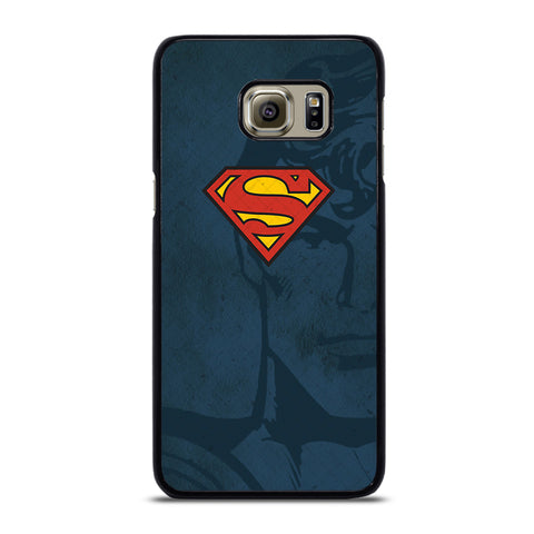 SUPERHERO LOGO SUPERMAN 2 Samsung S6 Edge Plus Case