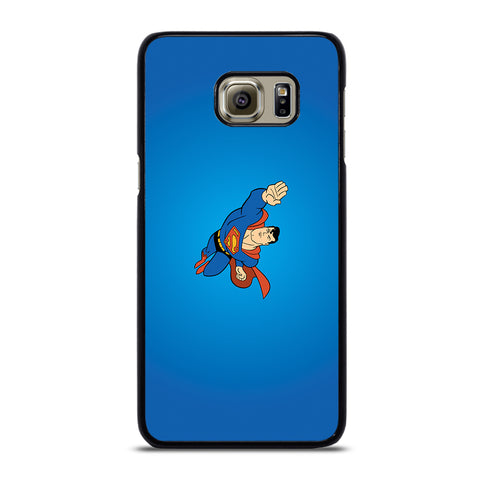 SUPERHERO LOGO SUPERMAN 3 Samsung S6 Edge Plus Case