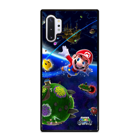 SUPER MARIO GALAXY 2 Samsung Note 10 Plus Case