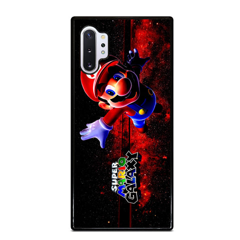 SUPER MARIO GALAXY 5 Samsung Note 10 Plus Case