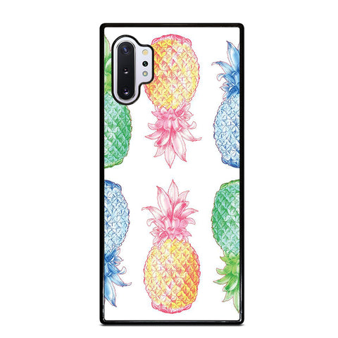 SWEET PINEAPPLE FRUIT ART 3 Samsung Note 10 Plus Case
