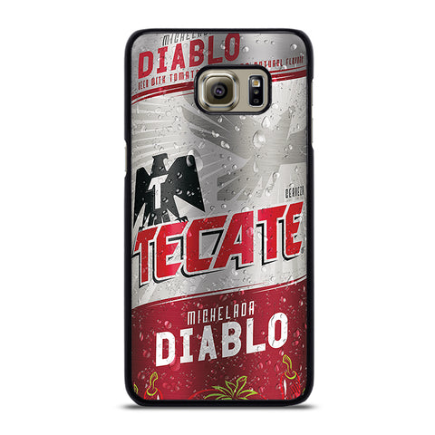 TECATE BEER CERVEZA 2 Samsung S6 Edge Plus Case