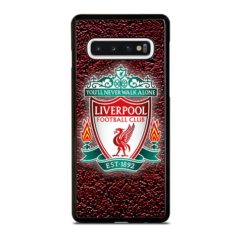 THE REDS LIVERPOOL FC YNWA Samsung S10 Case