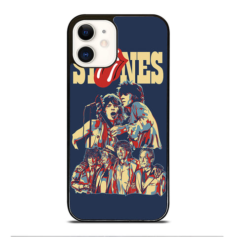 THE ROLLING STONES BAND LOGO 2 iPhone 12 Case