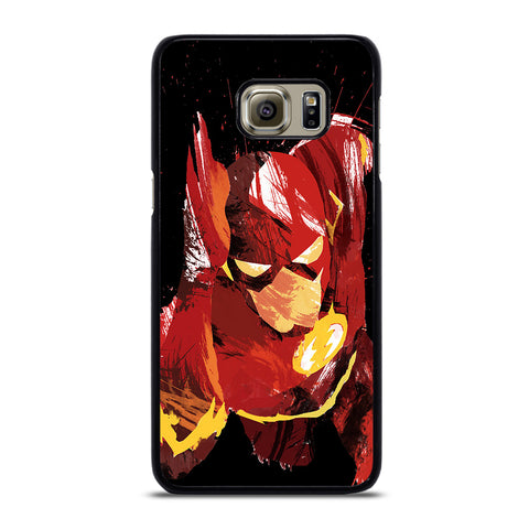 THE FLASH ART Logo 3 Samsung S6 Edge Plus Case