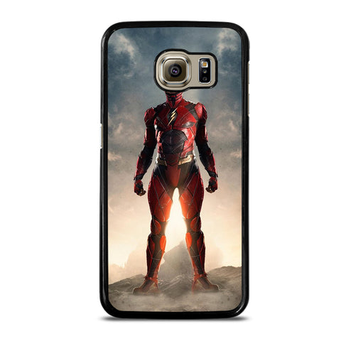 THE FLASH Superhero Samsung S6 Case