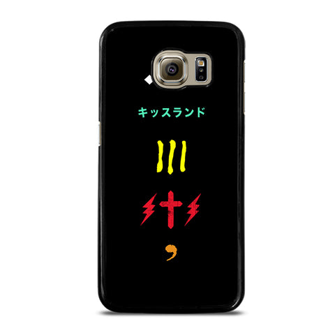THE WEEKND Samsung S6 Case