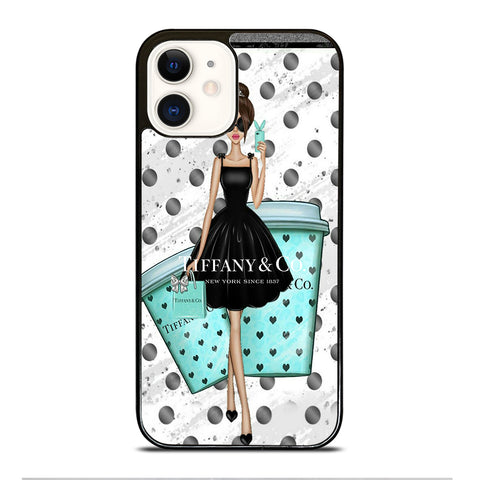 TIFFANY AND CO COLLAGE 2 iPhone 12 Case